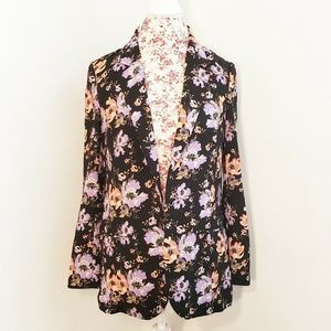 Urban Outfitters Kimchi Blue Black Floral